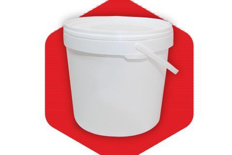 سطل 10 لیتری با درب